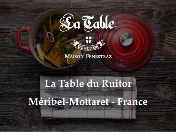 table du ruitor