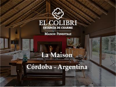 La Maison - Villa de vacances à Córdoba Argentine